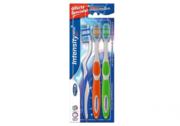 PIAVE Intensity 3 pz medium toothbrush